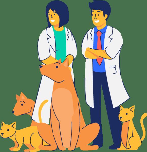 Pagina Web para Veterinaria